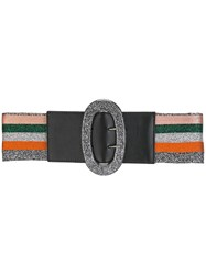 Missoni Striped Belt
