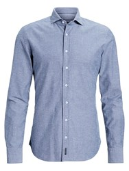 Marc O'polo Long Sleeved Shirt Blue