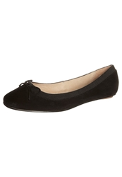 Buffalo Ballet Pumps Black