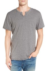 Alternative Apparel Men's Notch Neck T Shirt