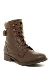 Rampage Ram Jem Boot Brown
