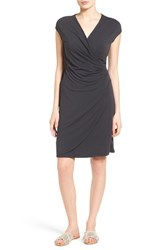 Tommy Bahama Women's Tambour Side Gathered Jersey Dress