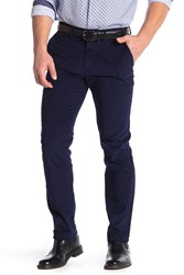 Tailorbyrd Corduroy Pants Midnight Blue