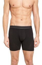 Nordstrom Men's Men's Shop Techsmart Boxer Briefs Black