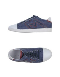 Marville Low Tops And Trainers Blue