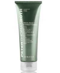 Peter Thomas Roth Mega Rich Conditioner 8.0 Oz No Color