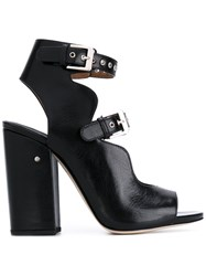 Laurence Dacade Ankle Length Sandals Women Calf Leather Leather 40 Black