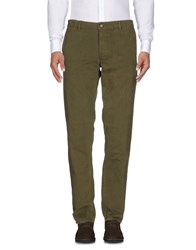 Vintage 55 Casual Pants Military Green