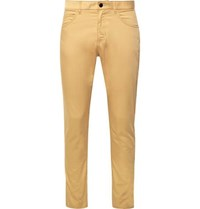 Nike Golf Slim Fit Dri Fit Flex Golf Trousers Beige