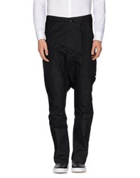Rick Owens Trousers Casual Trousers Men Black