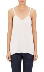 Atm Anthony Thomas Melillo Women's Fringe Trimmed Cami Nude