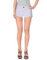 Fly Girl Trousers Shorts Women White