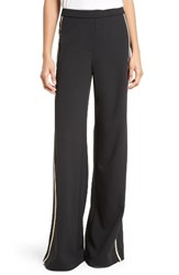 Tracy Reese Women's Wide Leg Track Pants