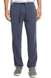 James Perse Men's 'Classic' Sweatpants Deep Pigment