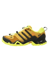 Adidas Performance Terrex Swift R Gtx Hiking Shoes Raw Orche Core Black Solar Yellow Mustard