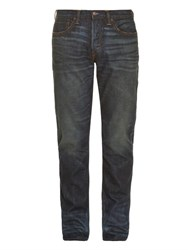 Simon Miller Kolte Slim Fit Jeans Denim
