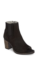 Bos. And Co. Women's Brianna Perforated Chelsea Boot