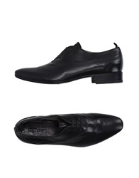 Alexander Mcqueen Footwear Lace Up Shoes Men Black