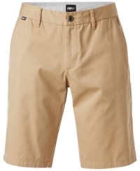 Fox Men's Essex Shorts Dark Khaki