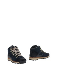 Timberland Ankle Boots Dark Blue