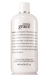 Philosophy Amazing Grace Perfumed Olive Oil Body Scrub