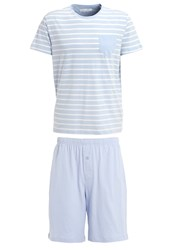 Jockey Pyjama Set Blue
