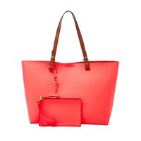 Fossil Zb6817281 Rachel Tote Bag Pink