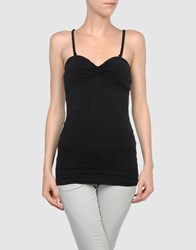 Supertrash Topwear Tops Women Black