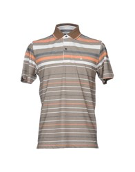 Bramante Polo Shirts Khaki