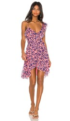 House Of Harlow 1960 X Revolve Darma Dress In Pink. Pink Floral
