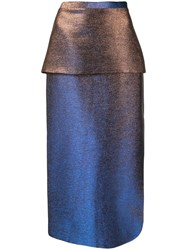 Camilla And Marc Bella Metallic Skirt 60