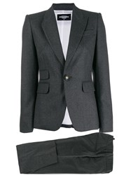 Dsquared2 Two Piece Evening Suit Grey