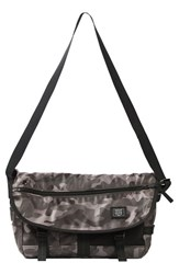 Harvest Label Men's 'Nighthawk' Messenger Bag Green Camo