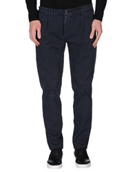No Lab Casual Pants Dark Blue