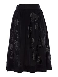 Noa Noa Skirt Black