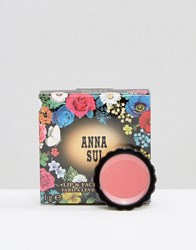Anna Sui Lip And Face Gloss Glossy Apricot Beige