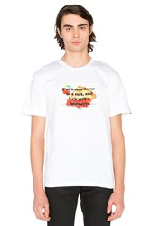 Undefeated Bubba Tee White