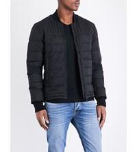 Canada Goose Dunham Down Filled Quilted Shell Jacket Black