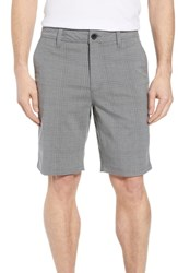 O'neill Bristol Plaid Shorts Grey