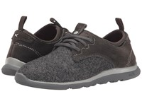 Cushe Shakra Dark Grey Herringbone Grey Women's Shoes Gray