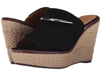 Franco Sarto Candace Black Women's Wedge Shoes