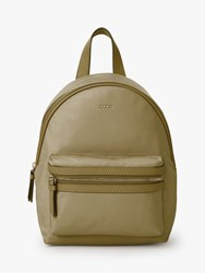 Dkny Casey Medium Backpack Beige