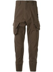 Julius High Rise Tapered Trousers 60