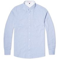 Apolis Standard Issue Oxford Shirt Light Blue