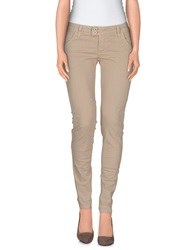 List Casual Pants Beige