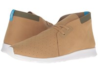 Native Apollo Chukka Tomb Brown Rookie Green Shell White Shell Rubber Shoes