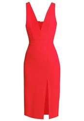 Wal G G. Summer Dress Red