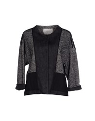 Tela Suits And Jackets Blazers Women Steel Grey