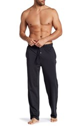 Tommy Bahama Solid Jersey Lounge Pant Black