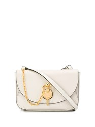 J.W.Anderson Jw Anderson Keyts Shoulder Bag White